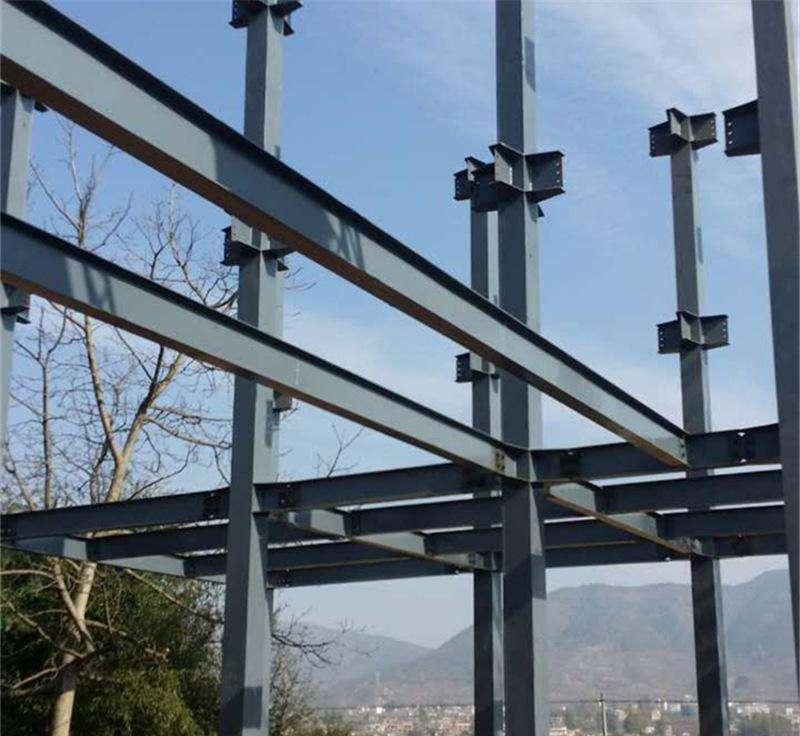 广东东莞环保绿色建筑钢结构别墅