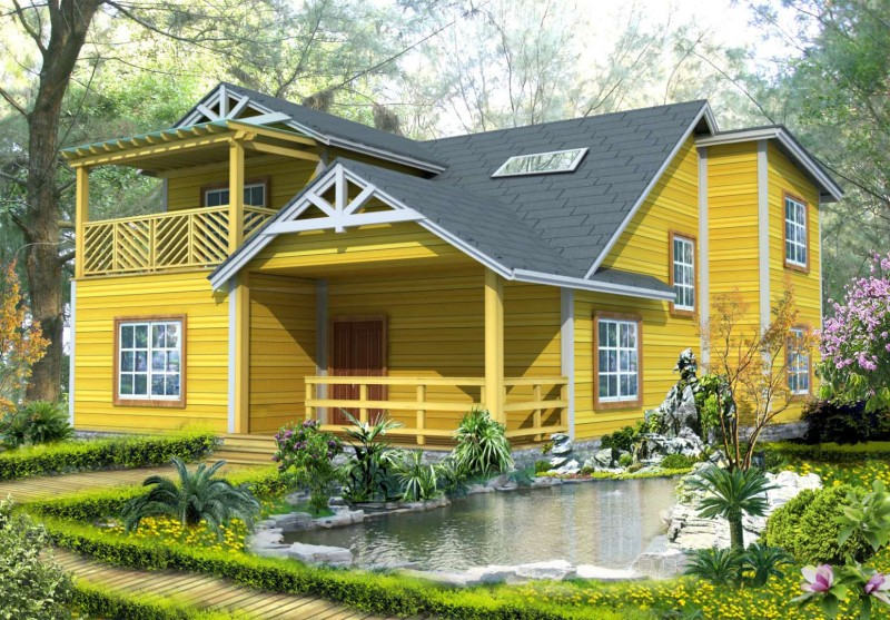 新型环保材料房屋的主要用料陶粒板