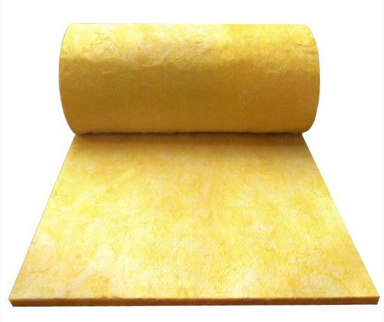 金海燕A级防火离心玻璃棉卷毡彩钢厂房隔热保温棉吸音隔音棉