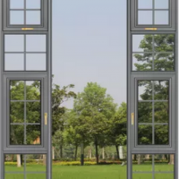 101欧式一体窗系列