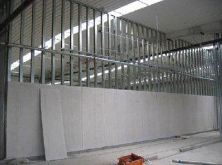 江苏扬州泄爆墙安装施工专业团队