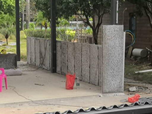 杜绝高空落物的新型环保材料隔墙板