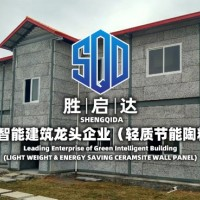 新时代的新型建筑材料:轻质陶粒板