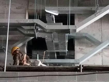 乌兰察布线缆桥架怎样安装