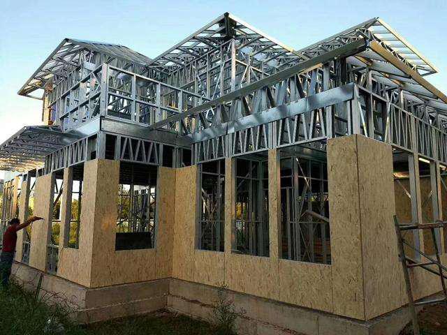 广东胜启达钢结构工程 最牢固的钢结构