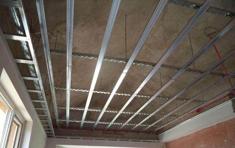 房间装修、办公室装修、轻钢龙骨吊顶