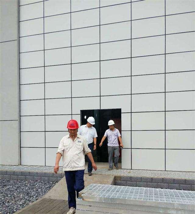 防爆板安装,防爆墙价格,工厂安全防护