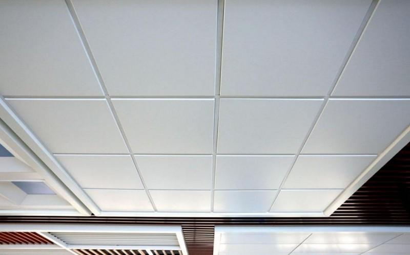 铝扣板吊顶怎么选择,办公室吊顶装修