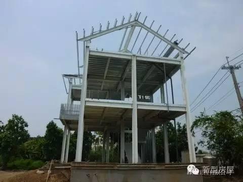 广东东莞绿色建筑陶粒板钢结构加工承包