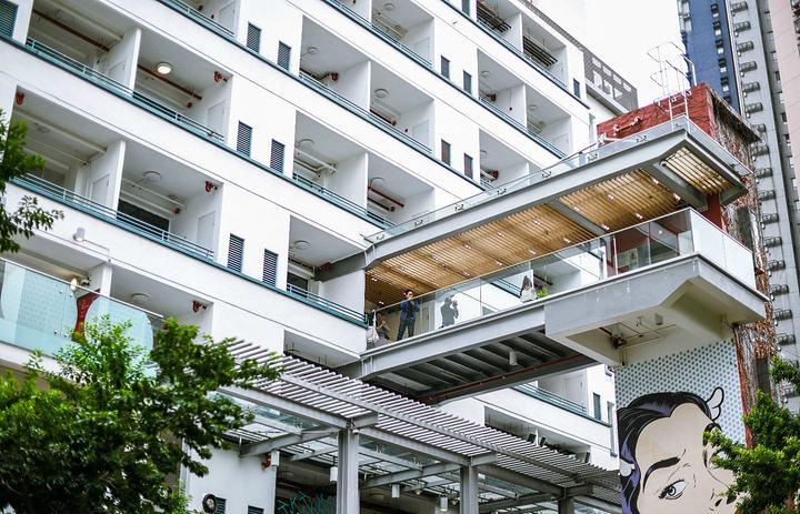 广东东莞钢结构连廊工程加工承包合作