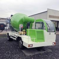 移动式混凝土搅拌罐车楼房改造混凝土搅拌运输车