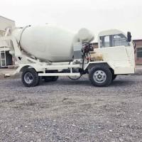 厂家直销 混凝土搅拌罐车 自动搅拌运输车 自动上料搅拌车