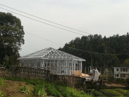 轻钢建筑减少资源废弃