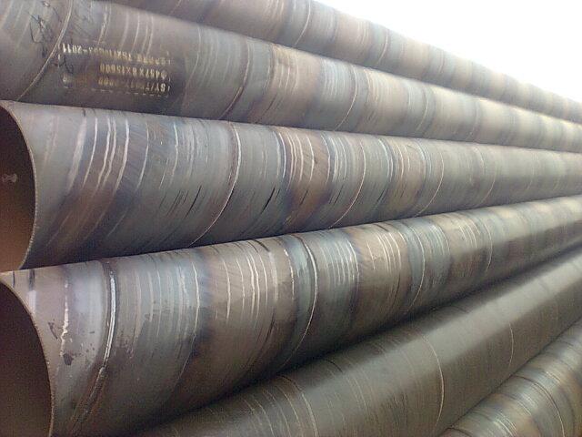 无缝钢管 钢护筒 防腐螺旋钢管  水利管道