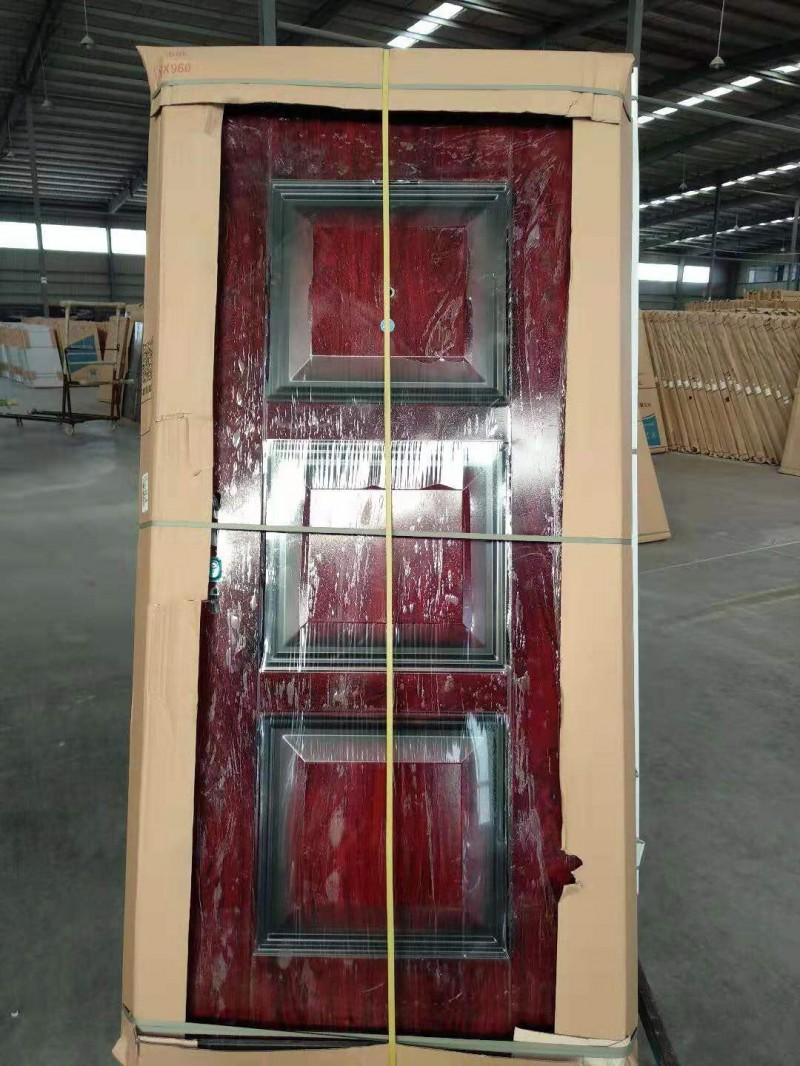 哪个品牌的防盗门工程门最便宜专业性价比高山东和乐门业有限