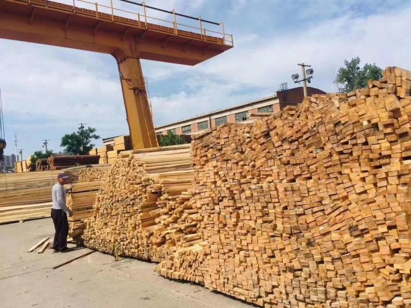 供应工地建筑木方、模板