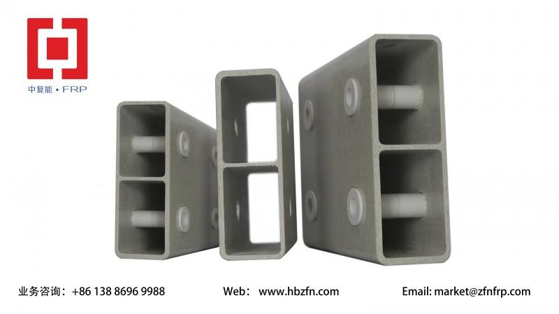 供应各种规格的玻璃钢檩条、防腐檩条、化工厂用檩条、