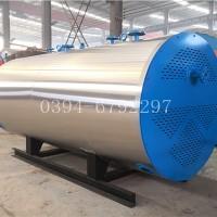 济南0.1吨导油炉生产商太康县银晨锅炉