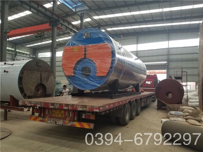 福建12吨燃气导热油炉生产商太康县银晨锅炉有限公司