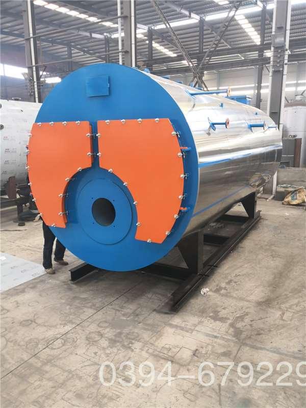 内蒙古10吨冷凝燃油锅炉排行太康银晨锅炉