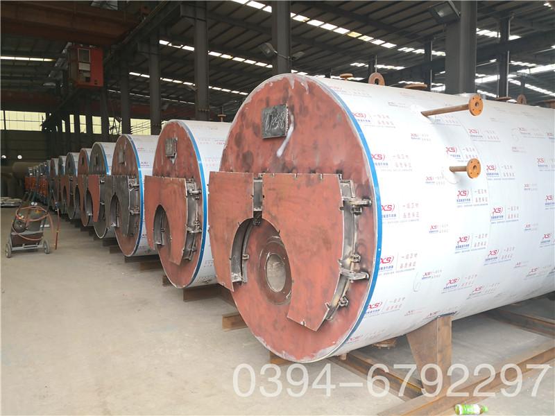 四川1吨天然气导热油炉工程太康县银晨锅炉有限公司