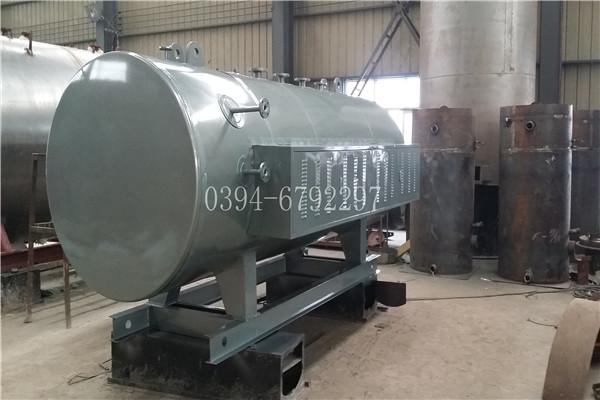 0.1吨燃油燃气热水锅炉