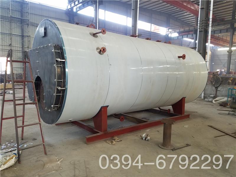 甘肃700kw燃气真空锅炉排行太康银晨锅炉厂