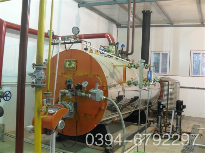 20吨柴油热水锅炉