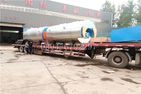 青岛0.3吨生物质导热油炉技术支持太康锅炉