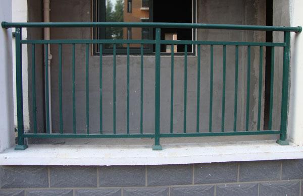 湖南锌钢护栏厂家直销 锌钢阳台栏杆阳台围栏栏杆扶手镀锌栏杆