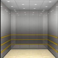 山东鼎亚电梯生产销售有机房小机房载货电梯
