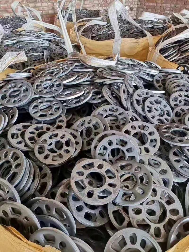 厂家供应盘扣式脚手架配件 圆盘 直锁 销子 轮扣式配件