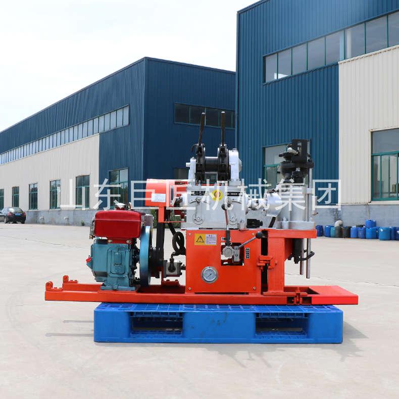 巨匠集团提供YQZ-30型30米取样钻机液压轻便岩心钻机进