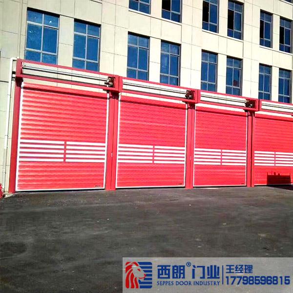 淮安消防设备硬质涡轮快速门