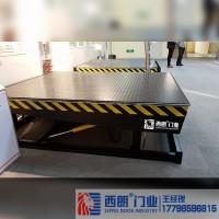 淮安物流园出货口装卸货平台