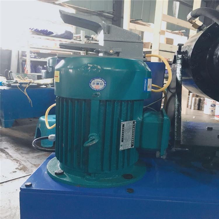 厂家热销液压锁管机 不锈钢管压管机 脚手架扣管机
