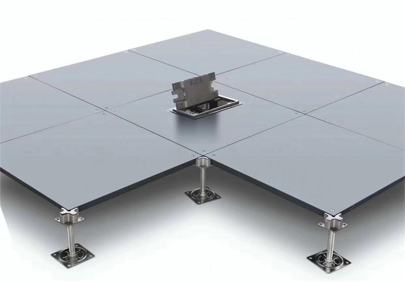 云南美露OA地板 美露活动地板网络布线专用设计商业楼地板