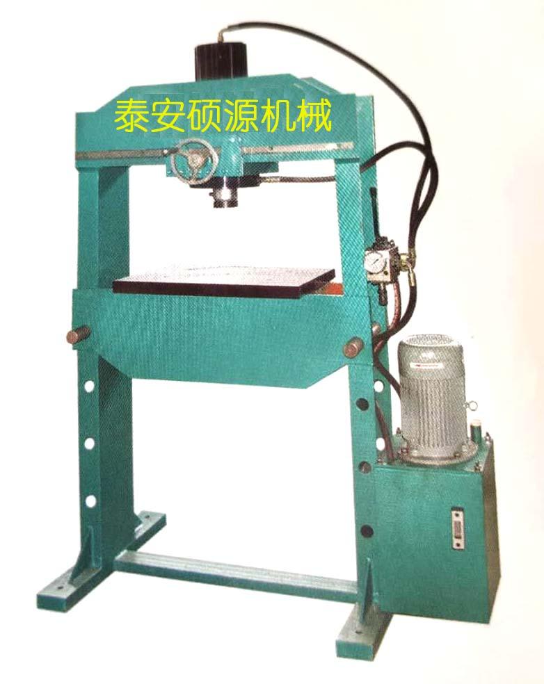 平城区液压框架式压力机 你将得到不一样的生产效率