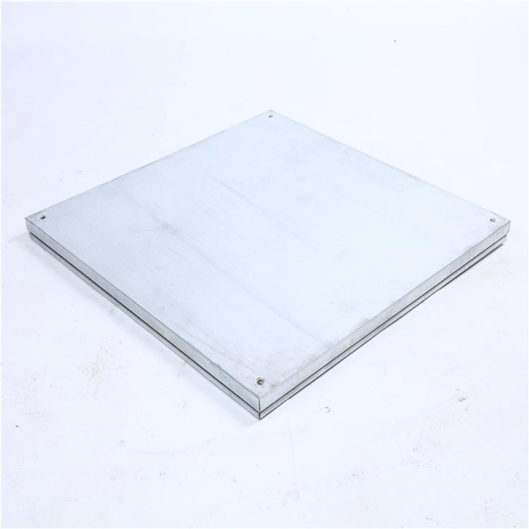 六面包钢架空地板 立面包钢活动地板 架空网络地板