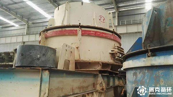 出售二手大华PL-1200立式破碎机