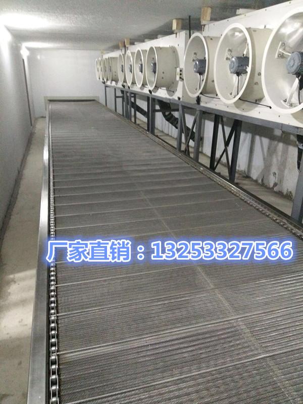 【水饺馄饨速冻隧道生产线】价格厂家