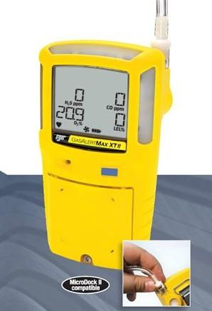 原装进口MAX-XTII泵吸式四合一气体检测仪