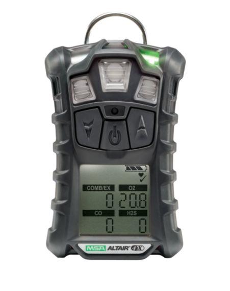 梅思安天鹰4X常规四合一气体检测仪