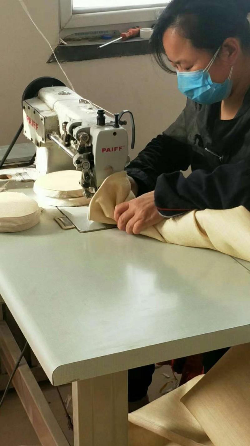 玻璃纤维布袋  耐高温纤维布袋  水泥焦化厂必备除尘布袋