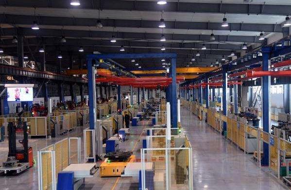 仓储货架制造加工厂家