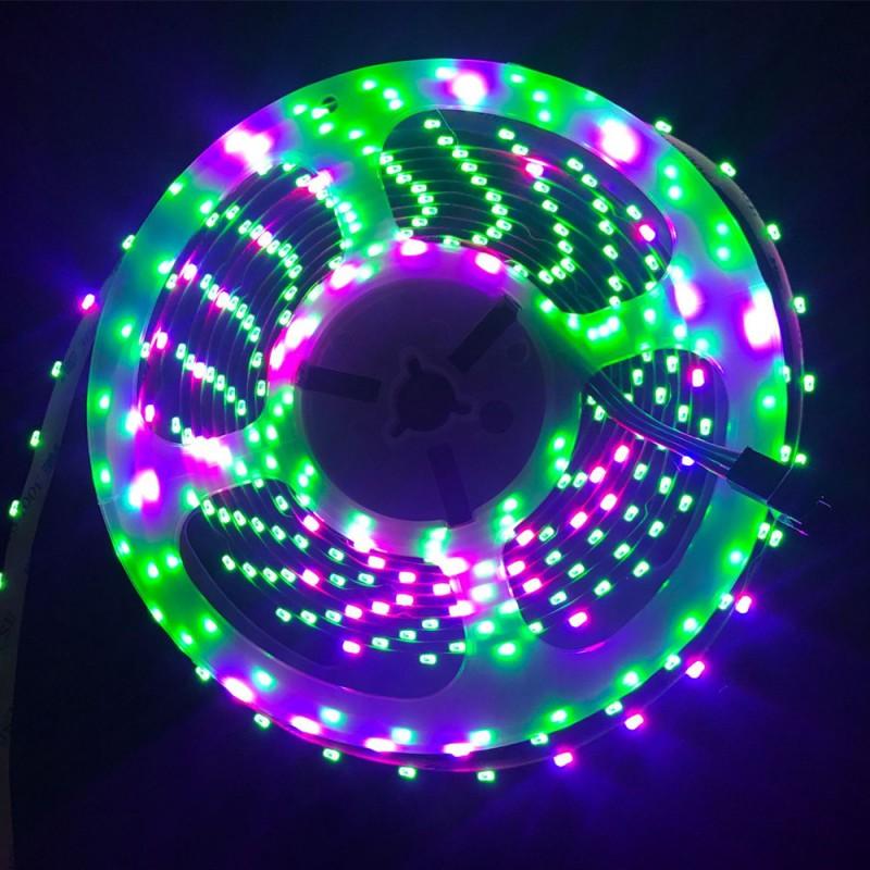 5V4020侧发光幻彩LED灯条灯带厂家批发