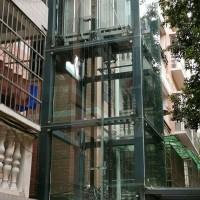 山东鼎亚电梯有旧楼加装的业务