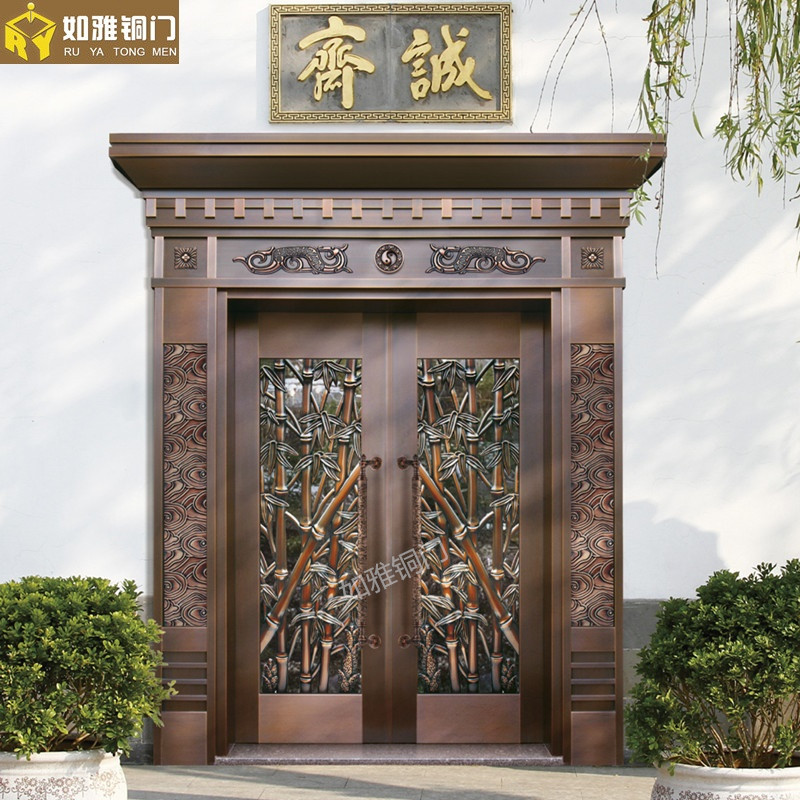 铜门品牌,上海铜门,南昌铜门厂