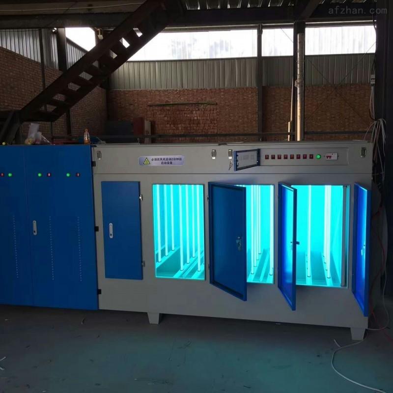 voc光氧设备特点和日常维护  WD环保设备不锈钢尺寸定制