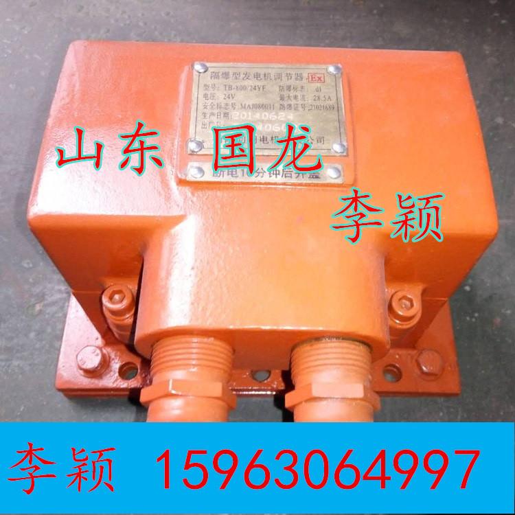 TB-800/24YF隔爆型发电机调节器